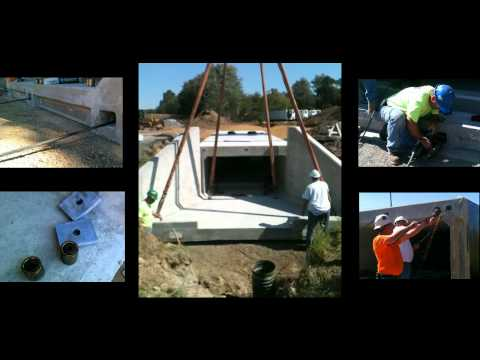 Terre Hill Concrete Products - Mill Rd. Culvert Installation