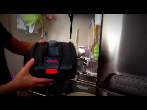How to clean Eheim 2075 external Filter