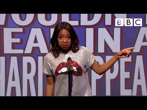 Things you wouldn't hear in a charity appeal   Mock the Week - BBC
