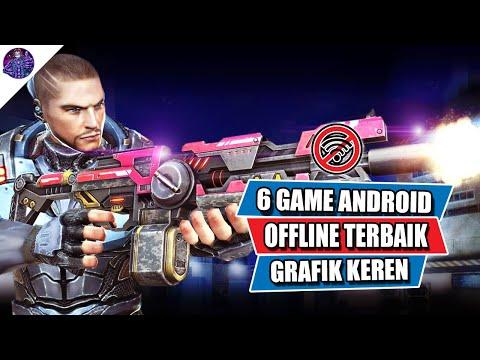 6 Game Android Offline Terbaik Dengan Grafik Keren Yang Patut Dicobain