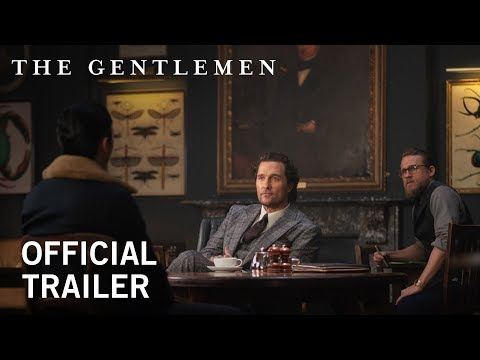 The Gentlemen | Official Trailer [HD] |  Own It Now On Digital HD, Blu-ray & DVD 4/21