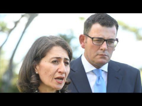 NSW, Vic Premiers Seeking Tighter Lockdown Measures