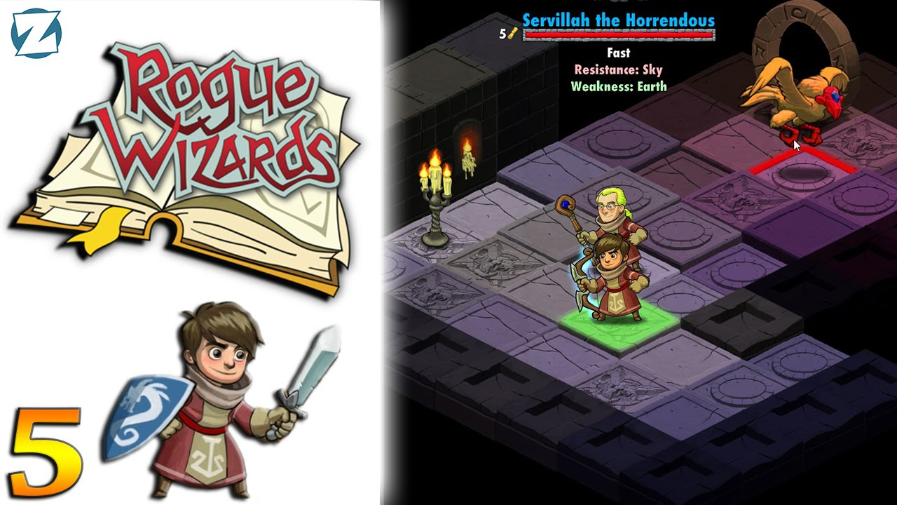 Download Rogue Wizards Gameplay - Ep 5 - Servillah the Horrendous (Let's Play)