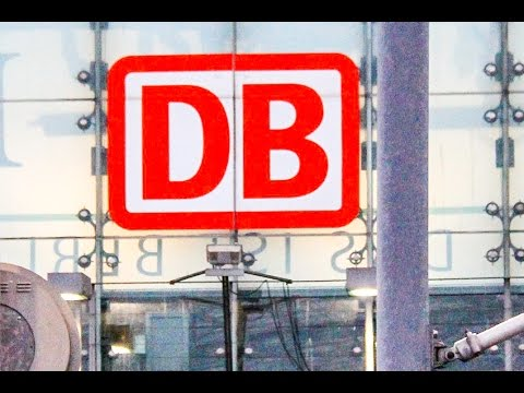 Deutsche Bahn ICE 278 - Interlaken, Switzerland - Berlin, Germany