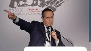 XXXIX CONGRESSO NAZIONALE ANDAF - Apertura dei lavori