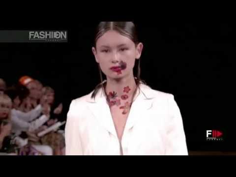 NAIM JOSEFI Spring Summer 2018 Stockholm - Fashion Channel