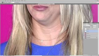 Как убрать двойной подбородок в Photoshop(Как убрать двойной подбородок в Photoshop http://photolessons.org/photoshop-lessons/double-chin.html., 2014-06-01T10:59:23.000Z)