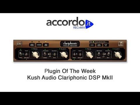 Kush Audio Clariphonic DSP MkII - RECnMIX Plugin of The Week