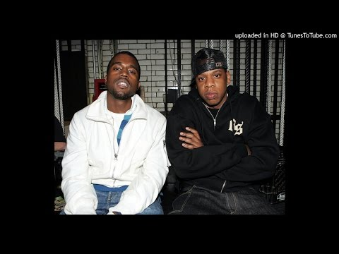 Jay-Z  - This Cant Be Life Instrumental (prod.by Kanye West) (2000)