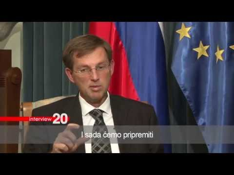 Interview 20 - premijer Republike Slovenije, Miro Cerar
