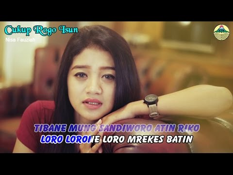 Nisa Fauziah - Cukup Rogo Isun   |   (Official Video)   #music