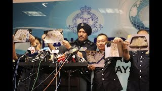 Cops regard seizures at Najib-linked properties 'biggest in Malaysian history'