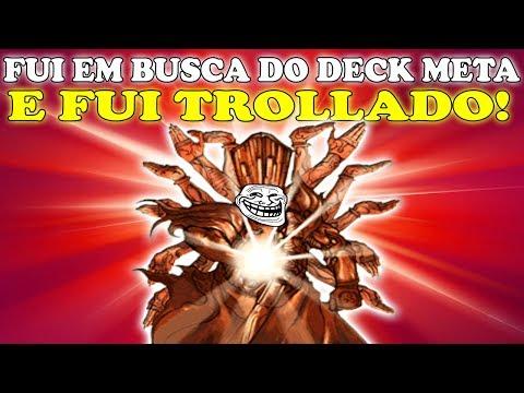 GASTEI UMA GRANA EM BUSCA DO DECK META PERFEITO PRO MUNDIAL E FUI TROLLADO -  Yu Gi Oh ! Duel Links