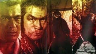 I Guerrieri Ninja (Kage-no Gundan) - Opening