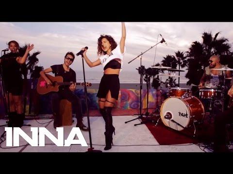 INNA - Cola Song | Rock The Roof @ Venice Beach (CA)