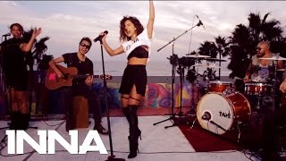 INNA Cola Song Rock The Roof Venice Beach CA