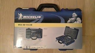 Обзор набора инструментов от компании MICHELIN