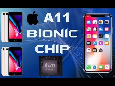 Download Youtube: IPhone X - A11 Bionic Chip - Complete indepth Details