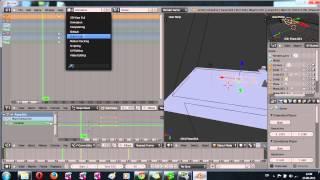 Урок по Blender Game Engine - создание мини игры в bge часть 2