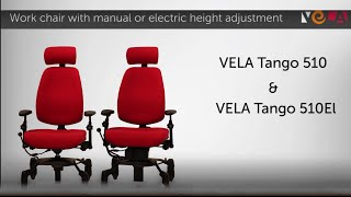 VELA Tango 510 and 510El