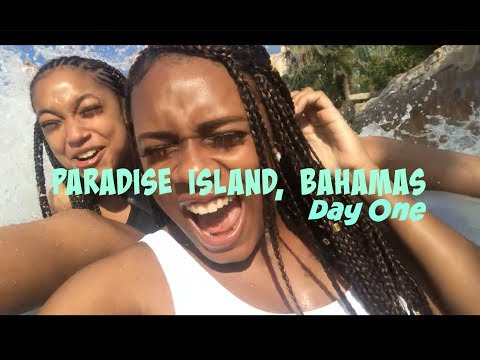 Travel Vlog | Bahamas Day 1 | Atlantis is a dream come true
