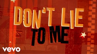The Rolling Stones - Don't Lie To Me (Official Lyric Video)