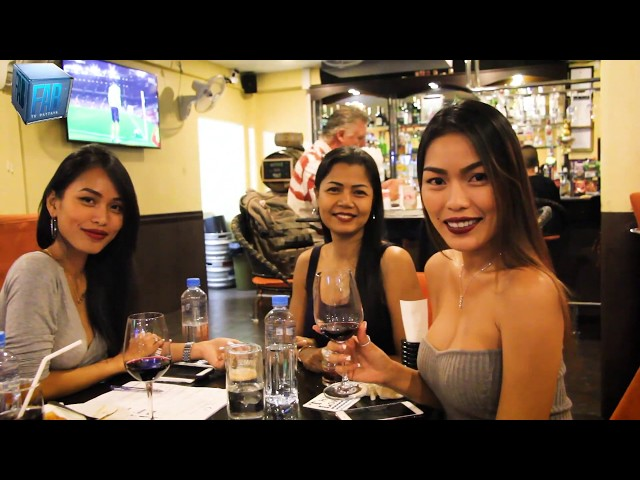 Wine & Cheese Night at The Loft Pub Pattaya