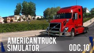 Kupuję Volvo VNL!  (American Truck Simulator #10)