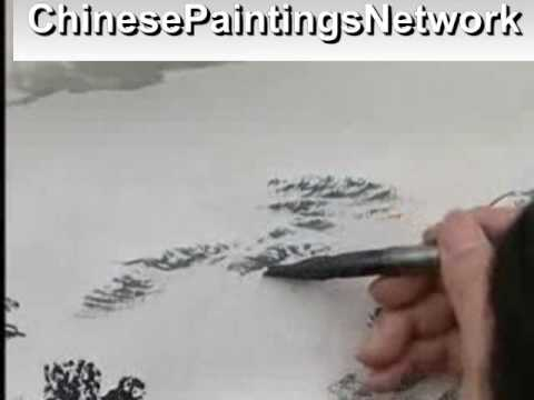 Chinese painting landscape (Series II-009)
