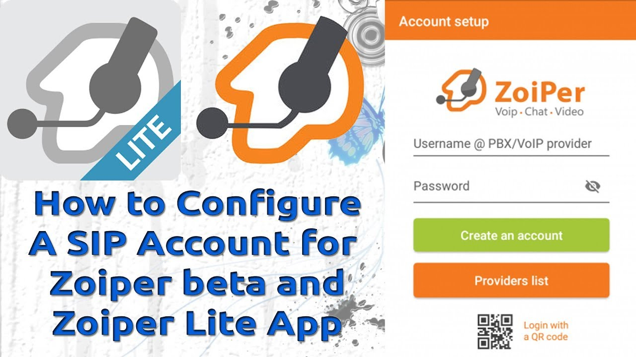How to Configure Zoiper Lite App with A SIP Account on Android Device