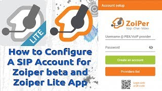 How to Configure Zoiper Lite App with A SIP Account on Android Device screenshot 3