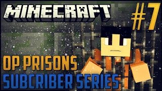 Minecraft: OP Prisons Subscriber Series - Episode 7 - PRESENT TIME! (NEW OP Prison Server Lets Play)
