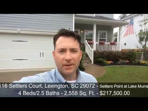 Home Preview - 116 Settlers Court - Settlers Point at Lake Murray -  Lexington, SC