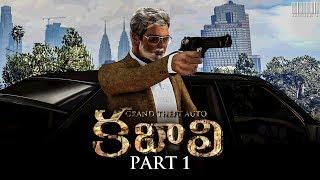 GTA5 Kabali (Telugu) - Part 1