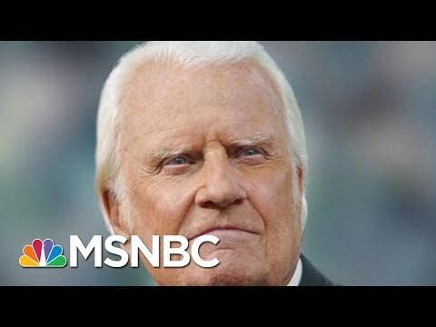 Christian Evangelist Billy Graham Dies At 99 | Morning Joe | MSNBC