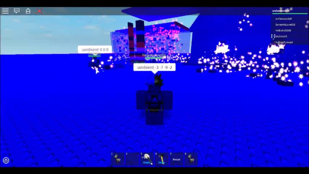 Roblox Kohls Admin House How to Make an Invisible Wall ...