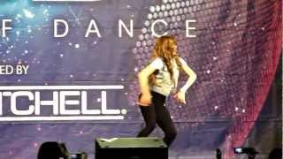 Chachi - Like a Boy WOD Hawaii 2012