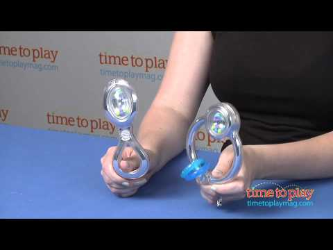 Baby's First Silver Rattles from Fisher-Price