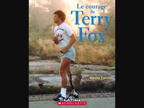 GreggLeRock Terry Fox song