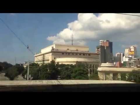 Beauty of Metro Manila in the Philippines