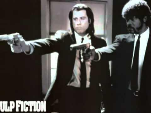 Pulp Fiction Theme Surf Rider
