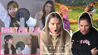 "SECRET NUMBER (시크릿넘버) ""SECRET FUN EPISODE 5"" REACTION!!! - Triplets REACTS"