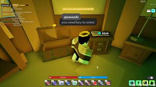 How to enter the Evil Lair, and get the key for the lair. | Roblox Vesteria