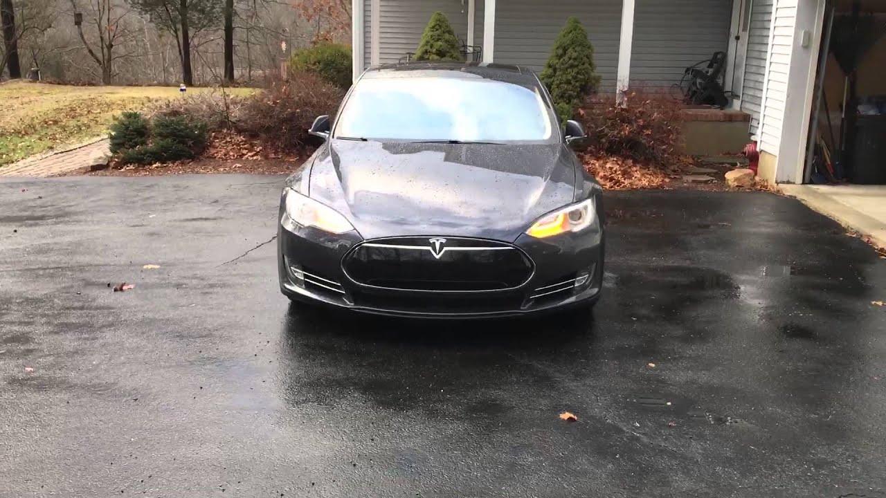 Tesla z nowym oprogramowaniem 7.1 posiada bardzo ciekawą opcję