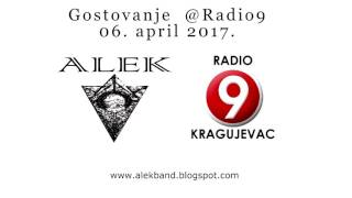 Gostovanje @radio9 06. april 2017.
