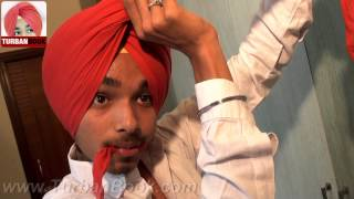 Patiala Shahi Pagg | Patiala Shahi Dastar | Learn Patiala Shahi Turban | Turban Tutorial - HD