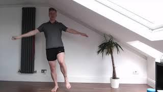 Single Leg Balance Progressions
