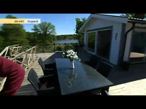 Lelle knackar på hos Dr. Alban - Nyhetsmorgon (TV4)
