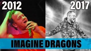 Imagine Dragons (EVOLUCE 2012-2017)