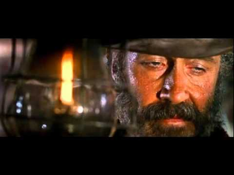 Once Upon a time in the West - BAR SCENE - Harmonica, light and shadow